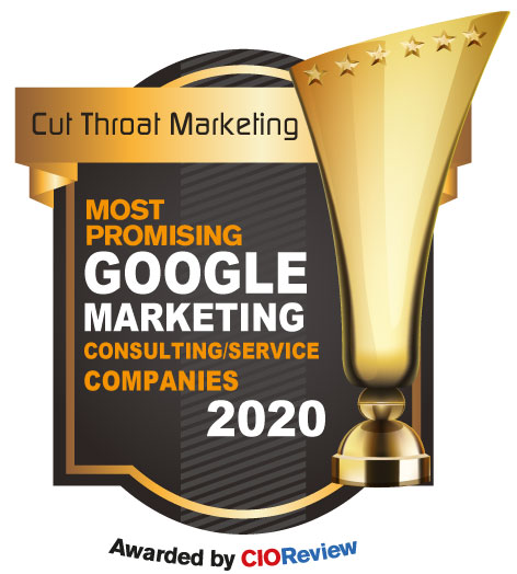 Top 10 Google Marketing Consulting/Services Companies - 2020