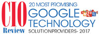 Top 20 Google Technology Solution Companies - 2017